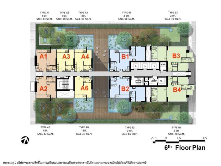 nara9 6 floor plan
